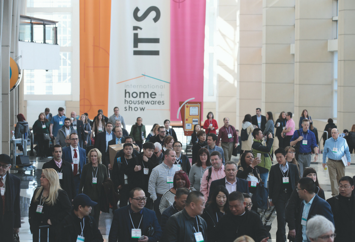 Sold-Out 2018 International Home + Housewares Show Brims with Innovation, Vibrant Buzz on Show Floor