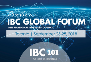 IBC 101: International Essentials