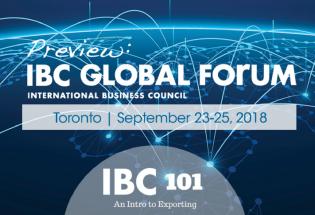 IBC 101: International Essentials