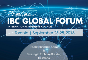 Gain More Than Education at the IBC Global Forum