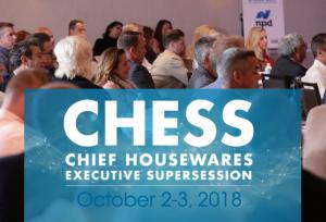 Regulatory Update, Housewares Hot Seat Panel Announced For CHESS 2018