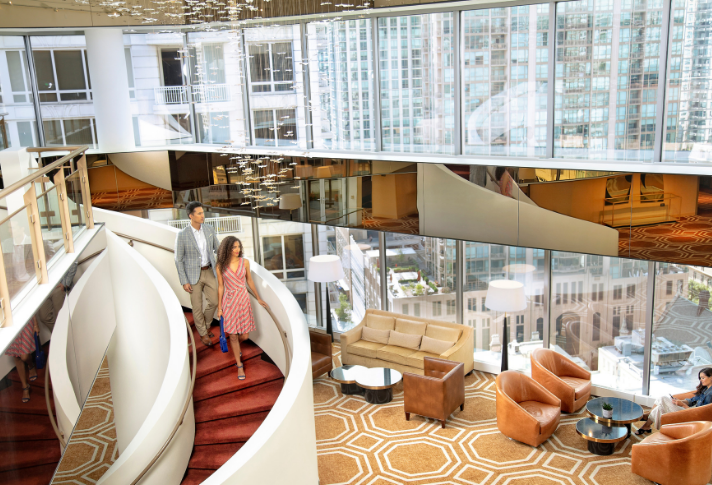 Experience the Sophisticated Style of the Conrad Chicago