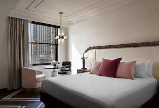 St. Jane Chicago, A New Boutique Hotel that Honors Chicago's History