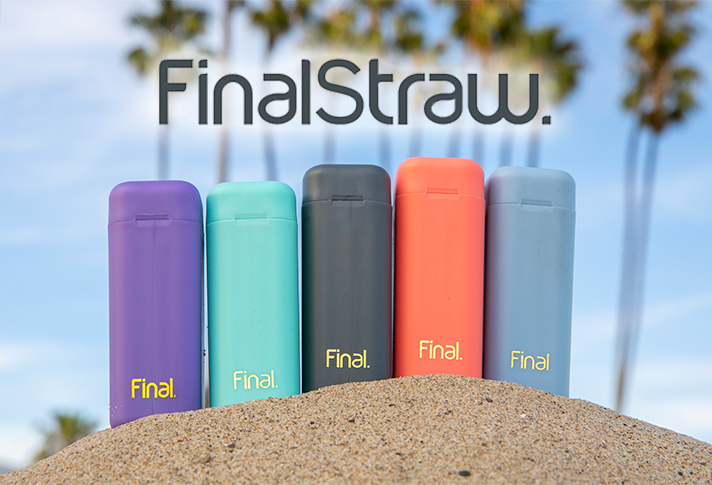 Discovering Design:  FinalStraw